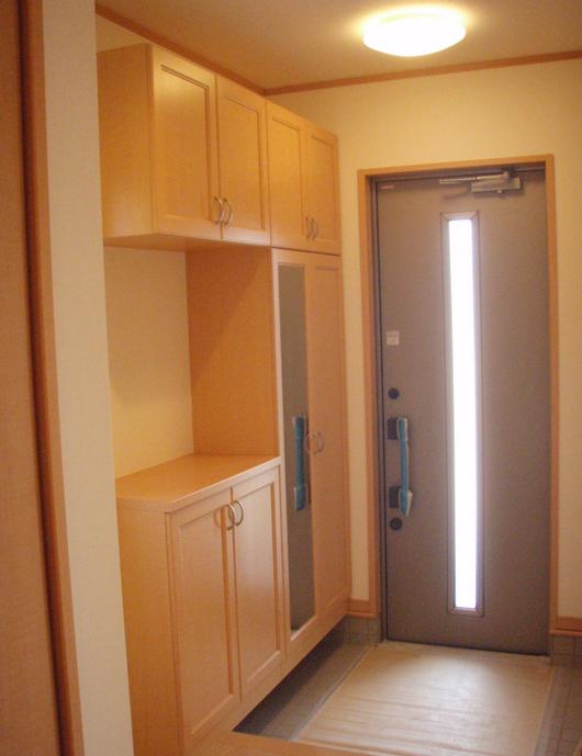 Apartment-Genkan