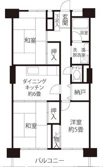Floorplan-3DK