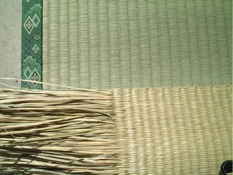Tatami-Close-Up