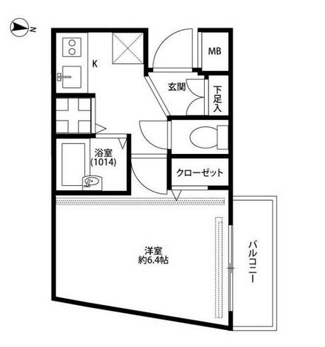 1K-Apartment1