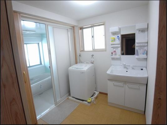 Laundry-Area